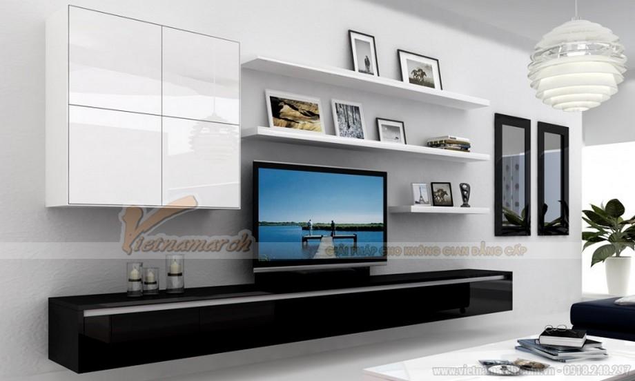 Kệ tivi hiện đại- Đẳng cấp phong cách sống