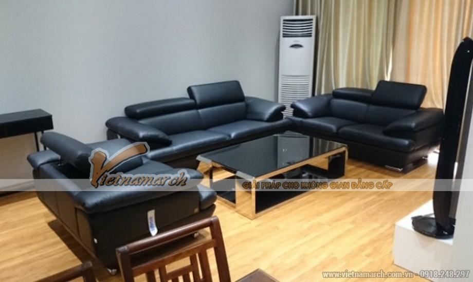 Khám phá mẫu sofa bộ Malaysia hút khách hiện nay