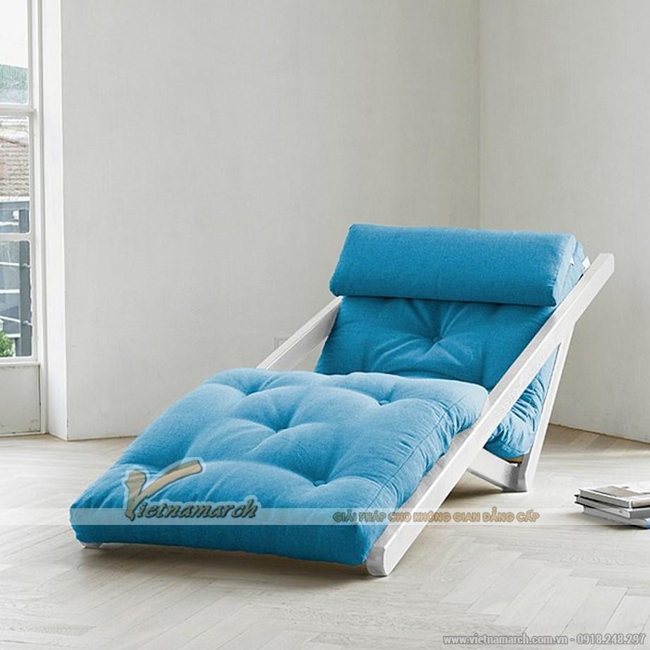Những mẫu sofa bed nhập khẩu Đài Loan tiện nghi cho không gian nhỏ