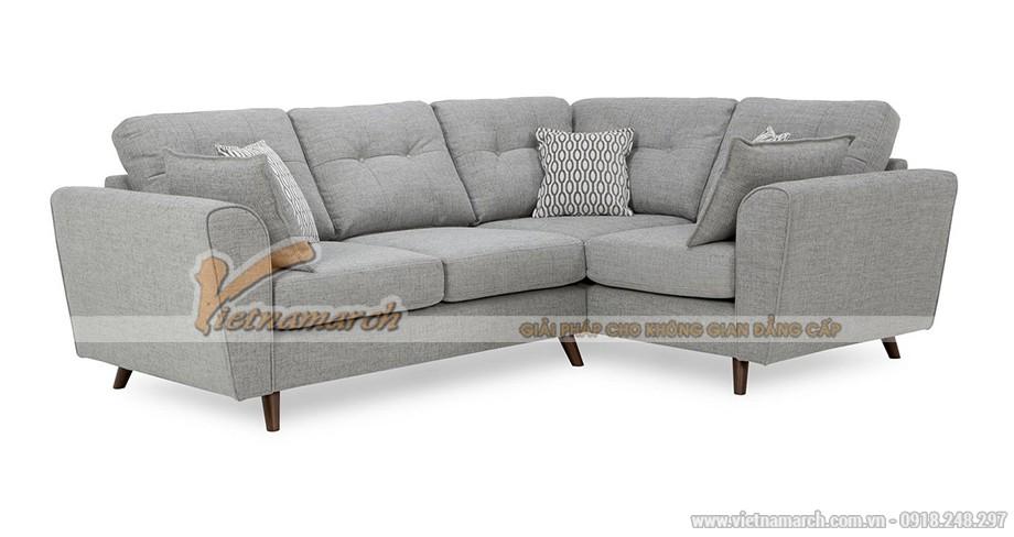 sofa nỉ nhập khẩu Malaysia đẹp mê mẩn