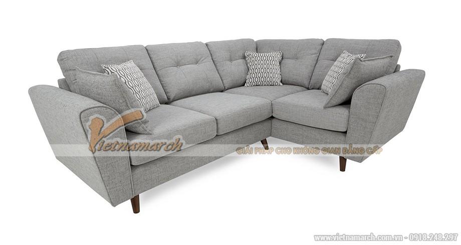 Khám phá bộ sofa nỉ nhập khẩu Malaysia đẹp mê mẩn