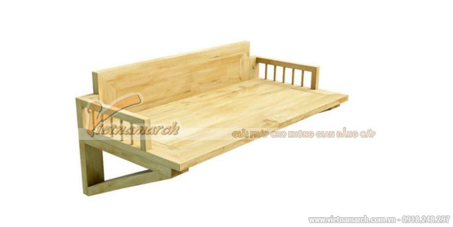 Mẫu bàn thờ treo đơn giản mà đẹp