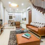 Phương án thiết kế nội thất căn hộ mẫu biệt thự Vinhomes Thăng Long