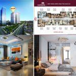 Tổng quan mặt bằng thiết kế các căn hộ tòa M1 chung cư Vinhomes Metropolis