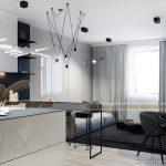Tư vấn thiết kế nội thất căn 2 phòng ngủ chung cư Vinhomes Metropolis sang trọng