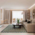 Tư vấn thiết kế nội thất căn 3 phòng ngủ tòa A2 Vinhomes Gardenia