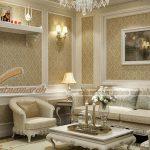 Tư vấn thiết kế nội thất tân cổ điển căn hộ tòa M1 chung cư Vinhomes Metropolis