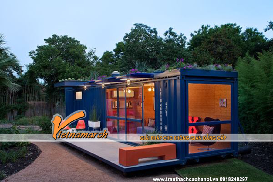 40'HC Container House ≈ 30 m2