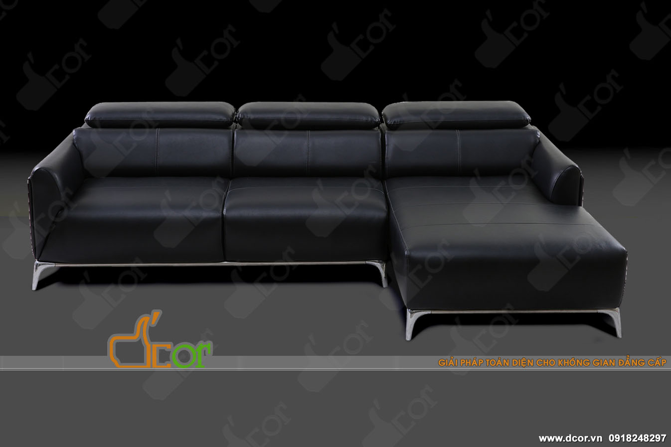 DG110 với thiết kế sofa italia đặc trưng