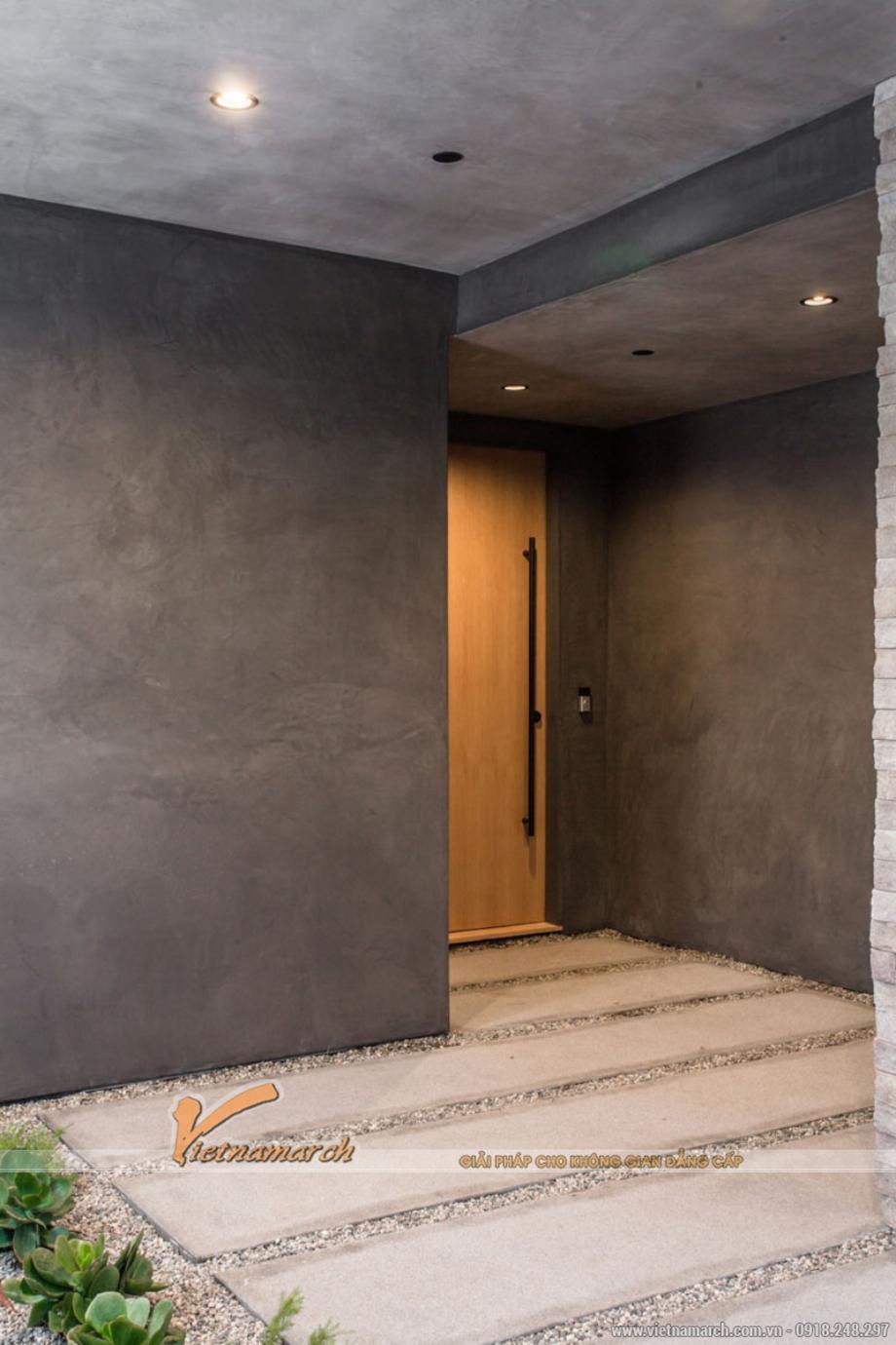 Chìm đắm trong những mẫu thiết kế biệt thự không gian mở vô cùng hiện đại và quyến rũ