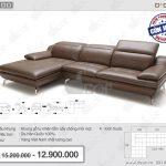 DG100 – Mẫu ghế sofa góc với kiểu dáng thiết kế vượt trội