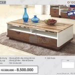 Đã mắt với mẫu bàn trà mặt kính Granit BT47 cực kì sang trọng cho nội thất phòng khách