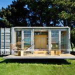 Khám phá ngôi nhà Container ốp gỗ tuyệt đẹp chỉ với 44 triệu đồng