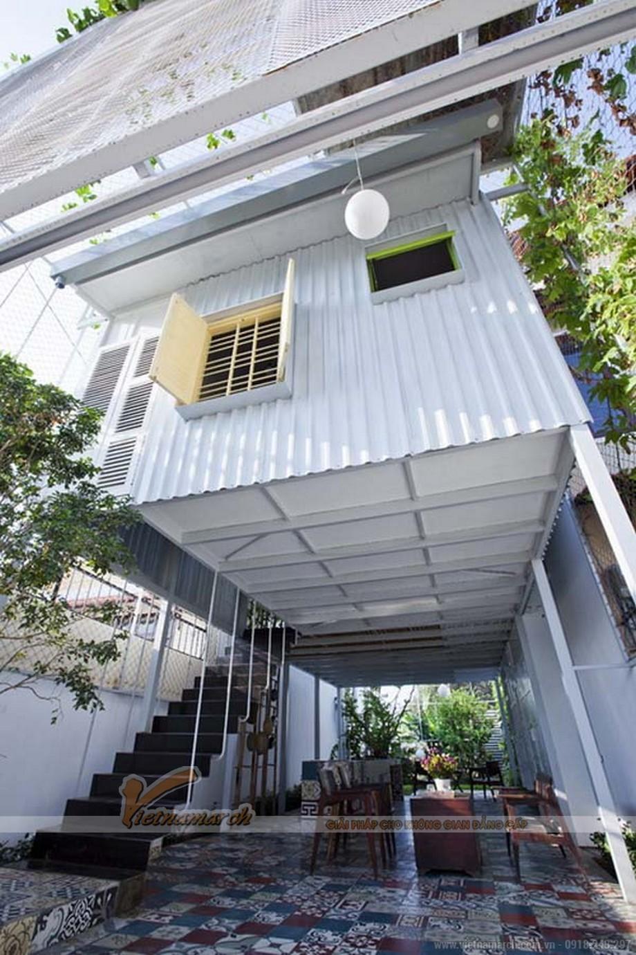 Ngắm nhìn 2 ngôi biệt thự container đẹp nhất Việt Nam-01