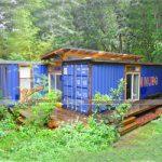 Thăm ngôi nhà container thân thiện nằm giữa rừng sinh thái.