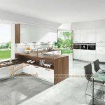 Chiêm ngưỡng những mẫu tủ bếp Arcylic đẹp mê mẩn.