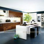Tổng hợp những mẫu tủ bếp đẹp hiện đại mang phong cách Châu Âu