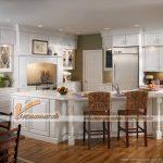 Tổng hợp những mẫu tủ bếp chữ G đẹp cho nhà phố và biệt thự