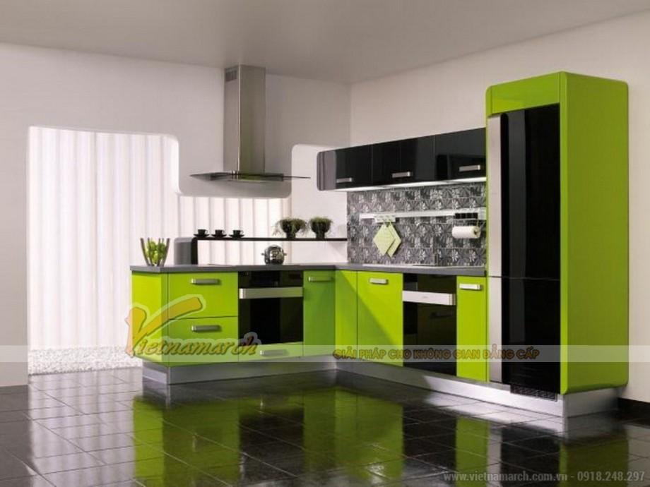 Lựa chọn tủ bếp phù hợp cho căn bếp hoàn hảo