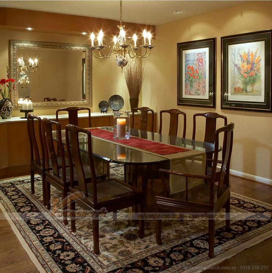 Bạn đã biết cách bố trí bàn ăn đẹp hợp phong thủy cho gia đình hạnh phúc