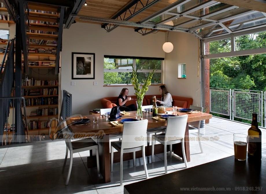 Phong cách thiết kế văn phòng với không gian thoải mái