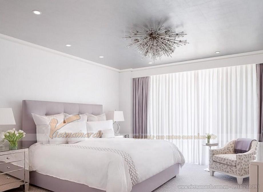 Bí quyết kê giường ngủ mang lại sức khỏe và may mắn cho gia chủ
