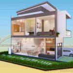 Tư vấn thiết kế biệt thự mini – Giải pháp cho không gian quỹ đất hẹp