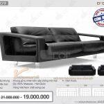 Mẫu sofa DV109 hot nhất mang lại tài lộc, vận may đang được các gia chủ săn đón