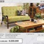 Không gian phòng khách nổi bần bật với mẫu ghế sofa hot nhất 2018 – Mã GV316