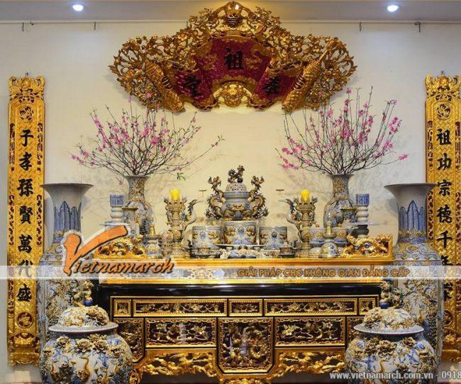 Cách bố trí bàn thời truyền thống để mang tài lộc về nhà