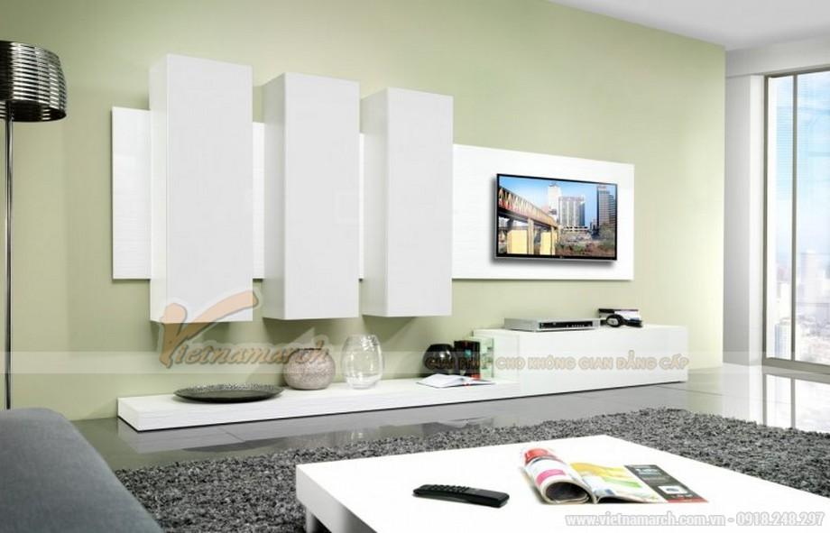 Cách chọn tủ ti vi thông minh với những không gian nhỏ hẹp
