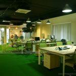 Cách tạo cảm hứng làm việc thông qua nội thất văn phòng