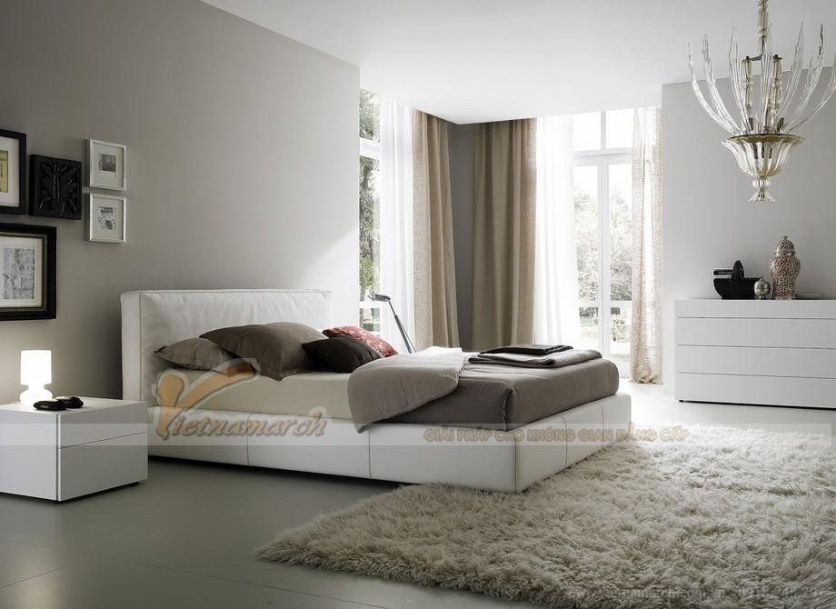 Cách thiết kế nội thất phòng ngủ thông minh không phải ai cũng biết