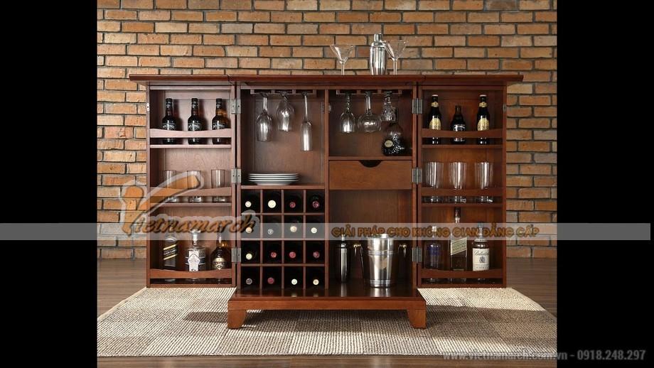 Hót: Những công năng không thể bỏ qua của tủ rượu sang trọng