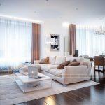Tuyệt chiêu chọn thảm thải sàn cho phòng khách thêm rộng rãi