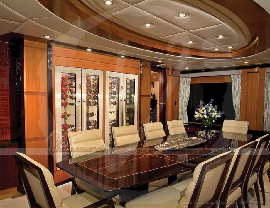 LƯU Ý: Cách bố trí tủ rượu sang trọng hợp phong thủy mang tài lộc vào nhà