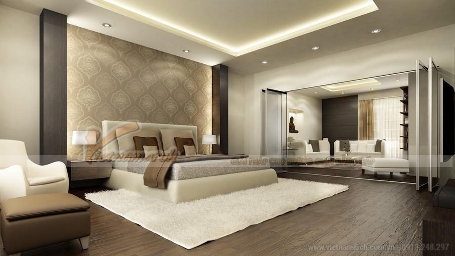 Nguyên tắc thiết kế nội thất phòng ngủ bạn không được bỏ qua 01