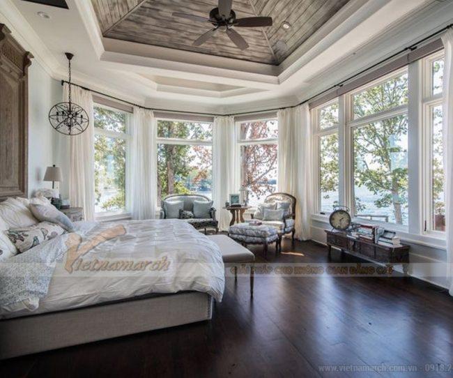 Nguyên tắc thiết kế nội thất phòng ngủ bạn không được bỏ qua