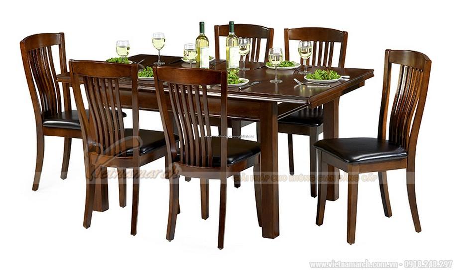 Những mẫu bàn ăn thách thức mọi không gian