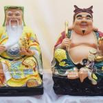 Những vật dụng không thể thiếu trên bàn thờ Thần Tài, Thổ Địa
