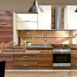 Những mẫu tủ bếp chữ I đẹp hiện đại cho không gian bếp nhỏ