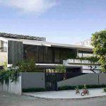 Thiết kế biệt thự xanh hiện đại tuyệt đẹp ở ngoại thành Hà Nội