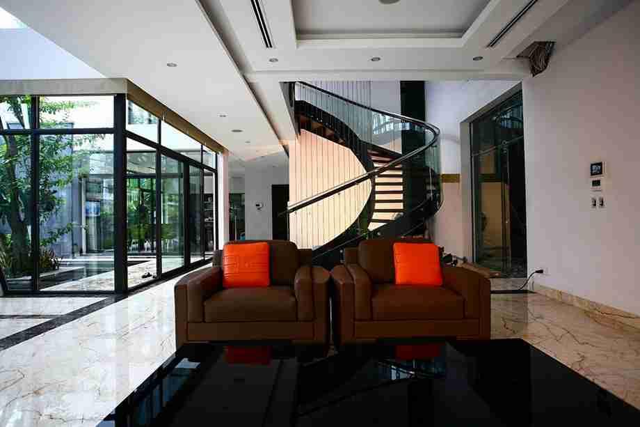 Biệt thự xanh hiện đại tuyệt đẹp tại Hà Nội