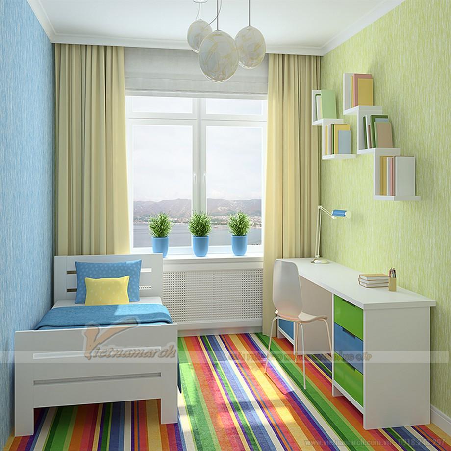Cách thiết kế nội thất phòng ngủ cho trẻ thông minh nhất->>> Xem ngay