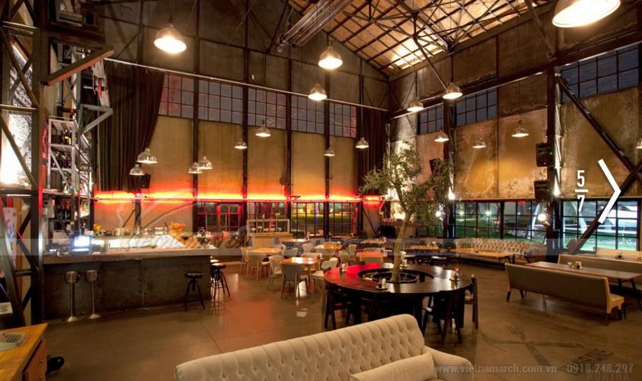Cách thiết kế quán cà phê chuẩn không cần chỉnh để luôn đông khách