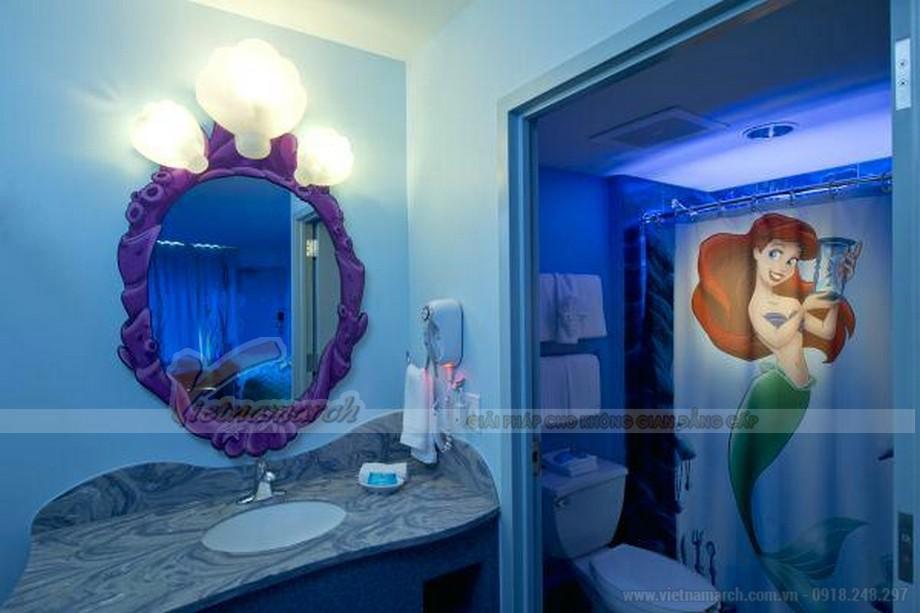 Chuyên gia chia sẻ những cách thiết kế phòng tắm cho bé yêu nhà bạn 05