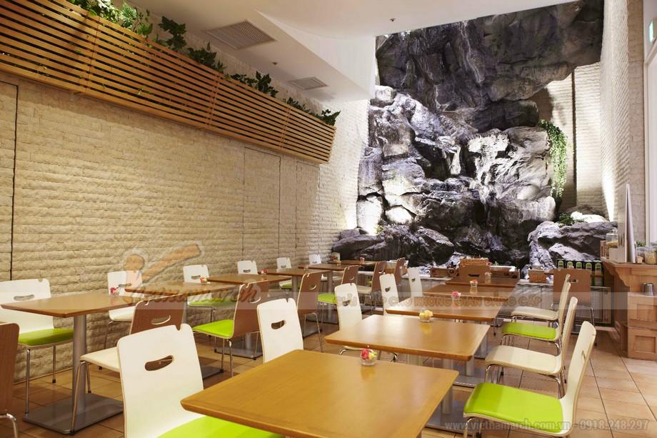 Thiết kế quán cà phê ấn tượng nhất khiến ai cũng phải trầm trồ khi bước vào. - 03