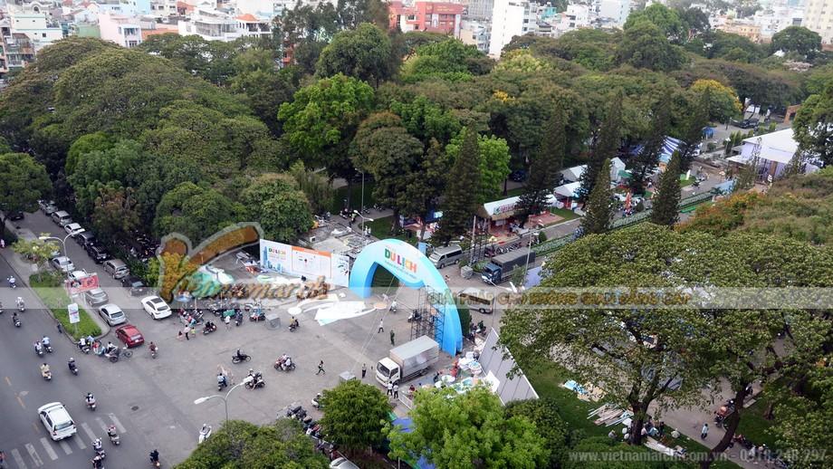 Đề xuất xây dựng bãi để xe tự động tại thành phố Hồ Chí Minh