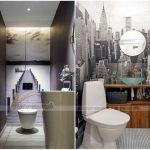 Kinh nghiệm thiết kế phòng tắm có không gian SIÊU NHỎ nhưng vẫn sang trọng