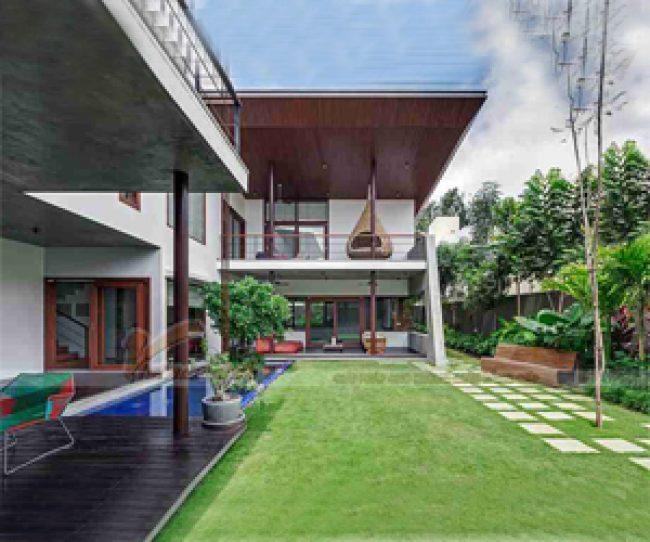Thiết kế biệt thự nhà vườn đẹp